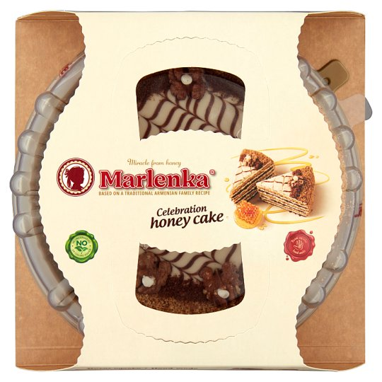 Marlenka Celebration Cake with Honey 850 g