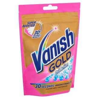 Vanish Gold Oxi Action folteltávolító por 10 mosás 300 g