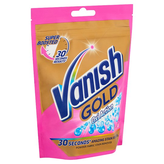 Vanish Gold Oxi Action Powder Fabric Stain Remover 10 Washes 300 g