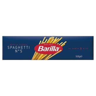 Barilla Spaghetti Durum Wheat Semolina Pasta 500 g