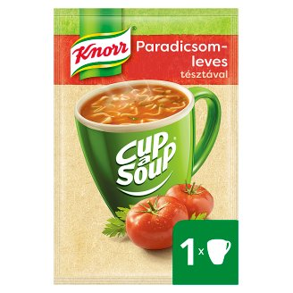 Knorr Cup a Soup Tomato Soup with Noodles 19 g