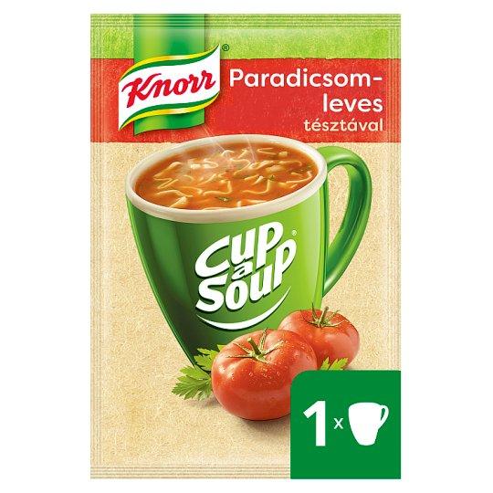 Knorr Cup a Soup paradicsomleves tésztával 19 g