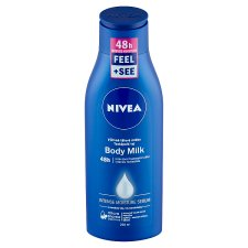 NIVEA Intense Body Milk for Dry and Very Dry Skin 250 ml
