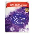 Tesco XXL Kitchen Towels 3 Ply 2 Rolls