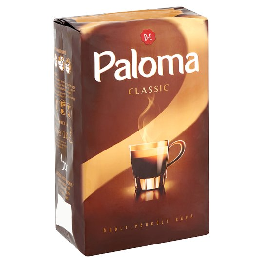 Douwe Egberts Paloma Ground Roasted Coffee 900 g