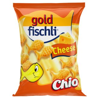 Chio Gold Fischli Cheese Cracker 100 g