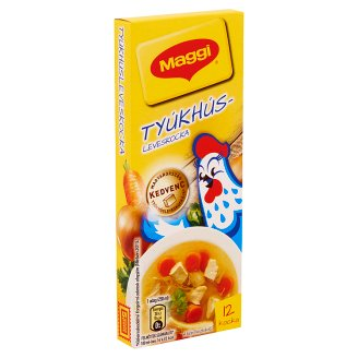 Maggi Chicken Soup Stock Cubes 132 g