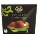 Truffettes de France Hazelnut Flavoured French Truffles with Cocoa Powder 200 g