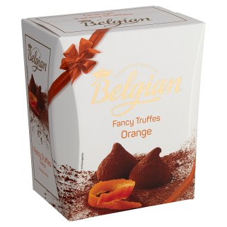 Belgian Fancy Truffles Orange belga trüffel 200 g