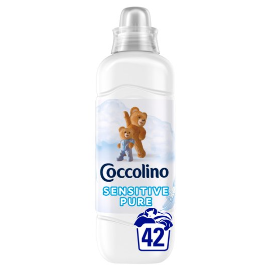 Coccolino Sensitive öblítőkoncentrátum 42 mosás 1050 ml