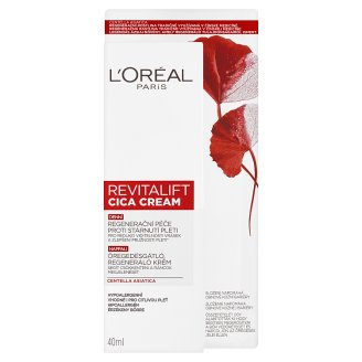 image 1 of L'Oréal Paris Revitalift Cica Cream Day Anti-Age Regenerating Cream 40 ml