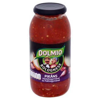 Dolmio Bolognese Piquant Tomato Sauce with Onion and Garlic 750 g