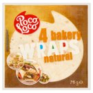 Poco Loco Tortilla Wraps from Wheat Flour 4 pcs 245 g