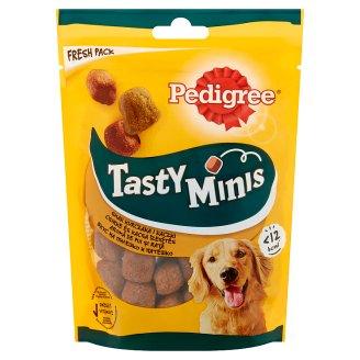 Pedigree Tasty Bites kiegészítő állateledel felnőtt kutyák számára csirkehússal 130 g