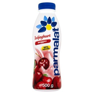 Parmalat Sour Cherry Flavoured Yoghurt Drink 500 g