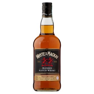 Whyte & Mackay Blended Scotch Whisky 40% 0,7 l