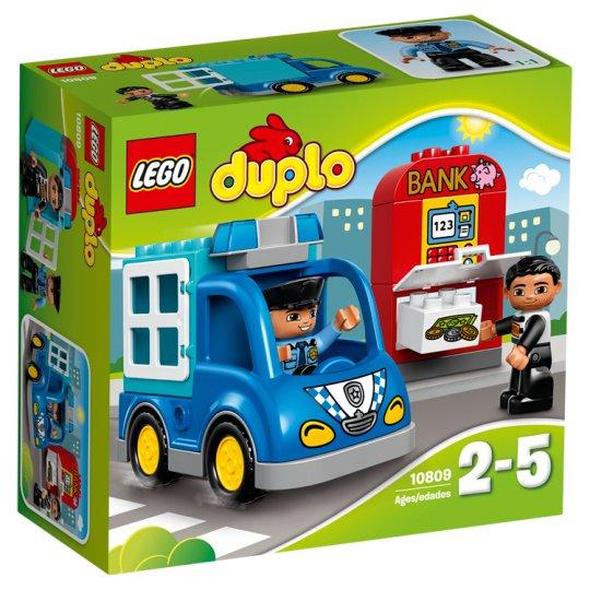 image 1 of LEGO DUPLO Police Patrol 10809