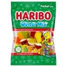 Haribo Winter Mix gyümölcsízű gumicukorka 100 g