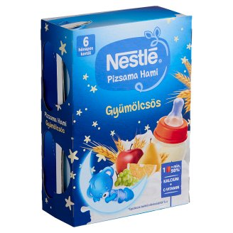 Nestlé Pizsama Hami Liquid Cereal Baby Food with Fruits 6+ Months 400 ml