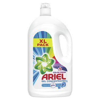 Ariel Washing Liquid Touch Of Lenor, 3,85 l, 70 Washes