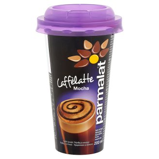 Parmalat Caffèlatte Mocha UHT csokoládés kávéital 200 ml