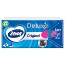 Zewa Deluxe Unscented Handkerchiefs 3 Ply 90 pcs
