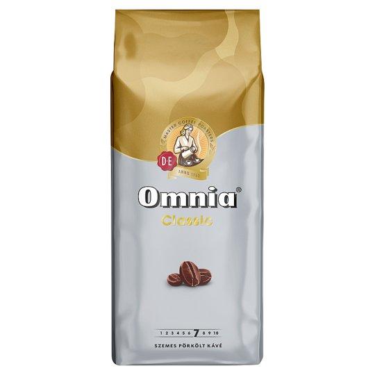Douwe Egberts Omnia Classic Roasted Coffee Beans 1000 g