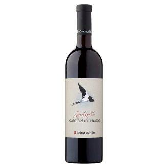 Bősz Adrián Szekszárdi Cabernet Franc száraz vörösbor 12,5% 750 ml