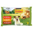 Friskies Aspic Blend Wet Dog Food 4 x 100 g