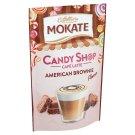 Mokate Café Latte Candy Shop American Brownie brownie ízesítésű instant kávéitalpor 110 g