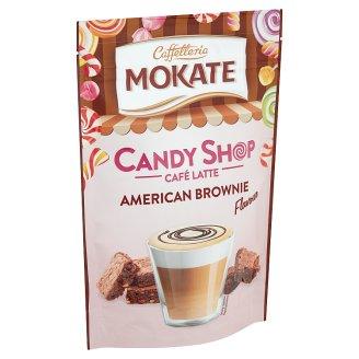 Mokate Café Latte Candy Shop American Brownie Taste Coffee Drink Powder 110 g