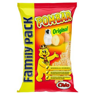 Pom-Bär Original Potato Snack 100 g