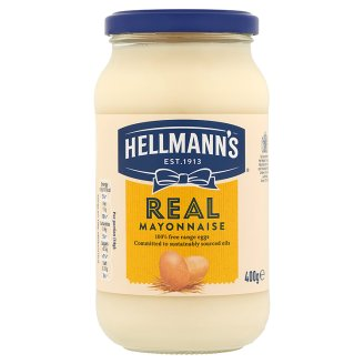 Hellmann's Mayonnaise 400 g