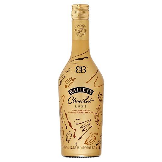 Baileys Chocolate Luxe Gold Cream Liqueur 15,7% 0,5 l