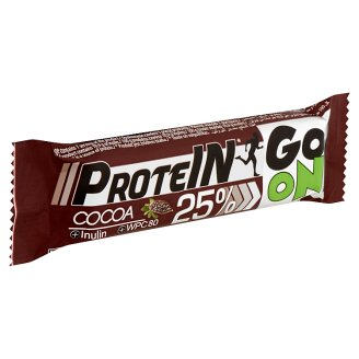 Sante Go On! Protein High-Protein Cocoa Bar with Inulin in Milk Chocolate 50 g