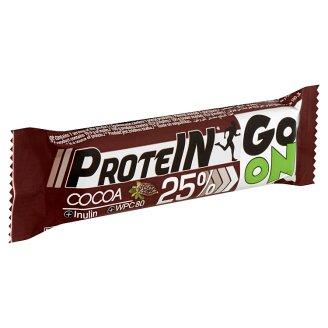Sante Go On! Protein magas fehérjetartalmú szelet inulinnal és tejcsokoládéval 50 g