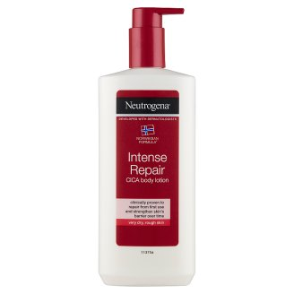 Neutrogena Intense Repair Body Lotion for Dry, Rough Skin 400 ml