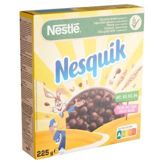 Nesquik Cocoa Flavoured, Crunchy Cereals 225 g