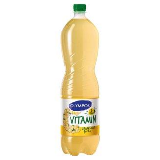 Olympos C vitamin Grapefruit-Lemon Drink with Sugar and Sweeteners 1,5 l