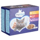 PreVital Complete Pet Food for Adult Cats 12 x 100 g