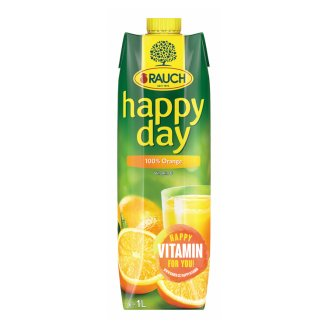 Rauch Happy Day 100% Orange Juice 1 l