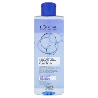 L'Oréal Paris Skin Expert Two-Phase Micellar Water for All Skin Types, Sensitive Skin 400 ml