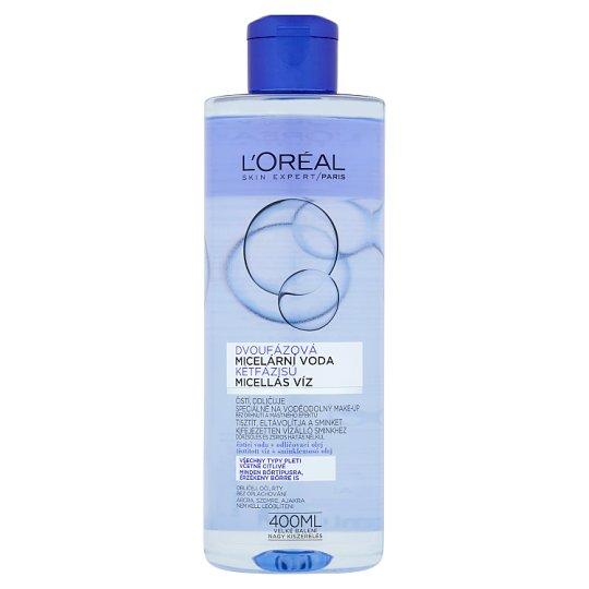 L'Oréal Paris Skin Expert Two-Phase Micellar Water for All Skin Types, Sensitive Skin 400 ml