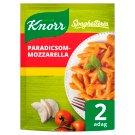 Knorr Spaghetteria tészta paradicsomos-mozzarellás szósszal 163 g