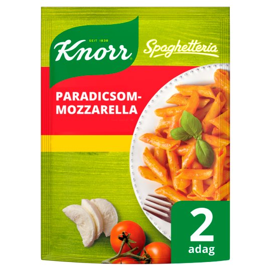 Knorr Spaghetteria Pasta in Tomato-Mozzarella Sauce 163 g