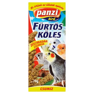 Panzi Bird Tressed Millet for Birds 70 g