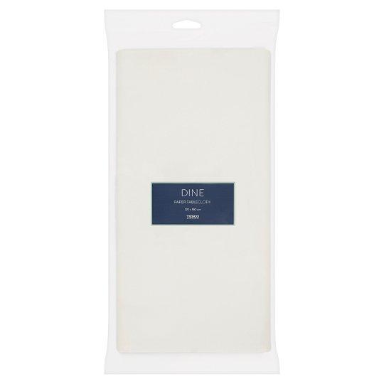 Tesco Dine papír asztalterítő 120 cm x 180 cm