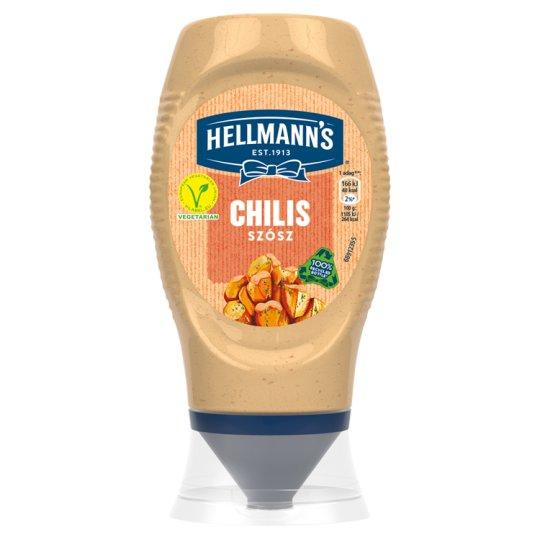 Hellmann's chilis szósz 250 ml