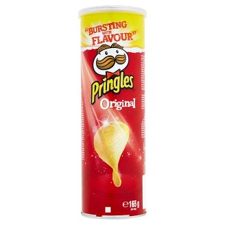 Pringles Original Potato Crisps 165 g