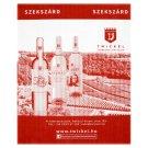 Twickel Szekszárdi Cabernet Cuvée száraz vörösbor 13% 5 l